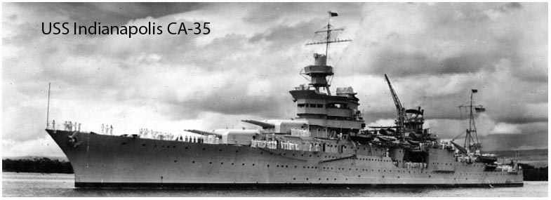 USS Indianapolis at Pearl Harbor 1937